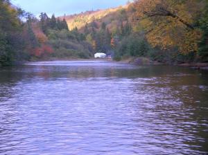 Our Garden River Camp