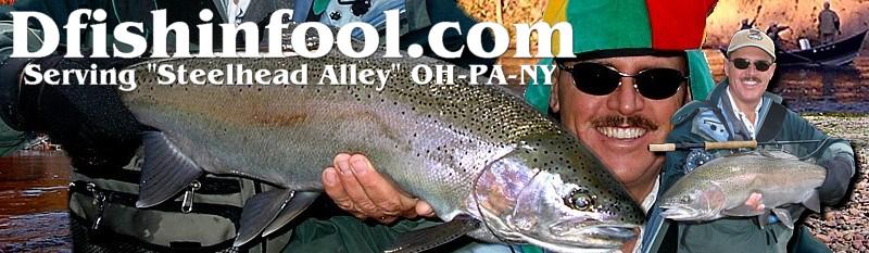 Fishing Steelhead Alley in the Fall